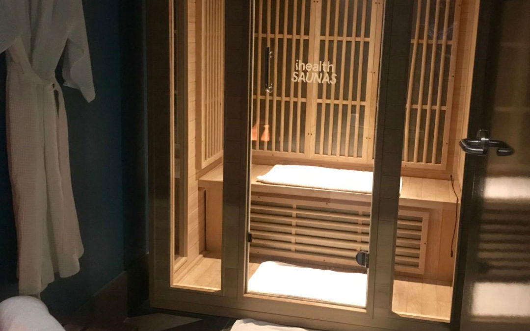 What are the benefits on an Infrared Sauna?