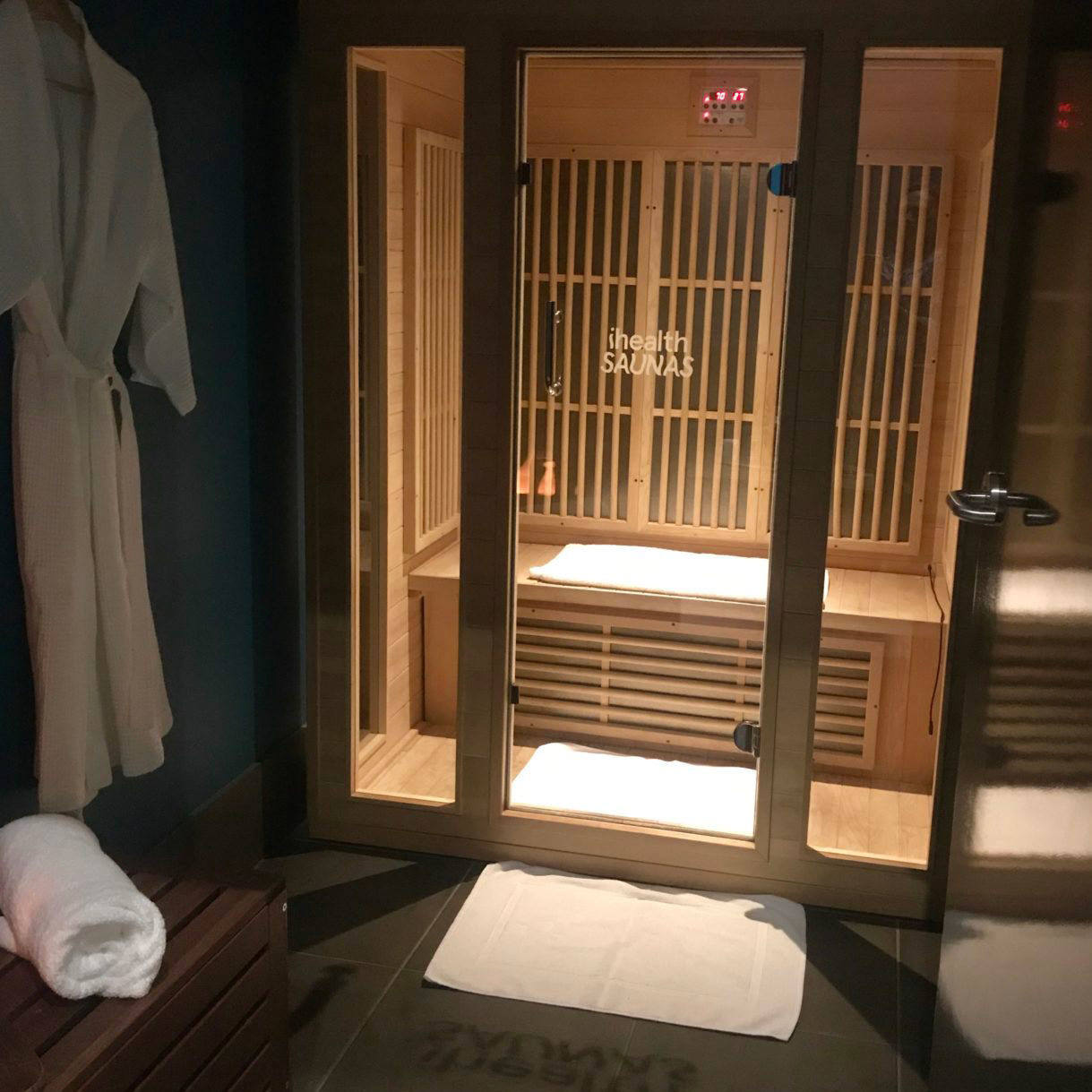Infra Red Sauna at Wholelife Wellness Centre